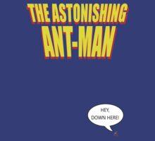 The Astonishing Ant-Man by Apebull