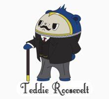 Teddie Roosevelt One Piece - Long Sleeve