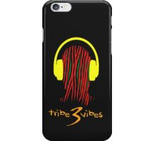 Tribe 3 Vibes  iPhone Case/Skin