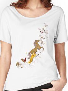 Magic Paintbrush Women's Relaxed Fit T-Shirt