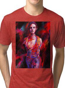 Vivien Tri-blend T-Shirt