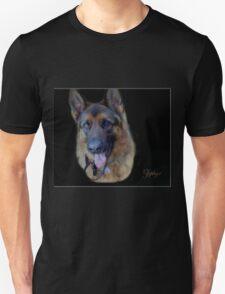 Zephyr - Portrait Unisex T-Shirt
