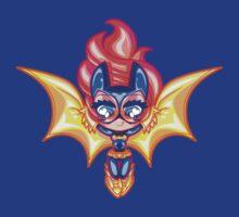 Chibi Batgirl by Penelope Barbalios