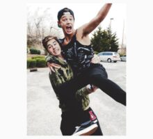 Cameron Dallas x Nash Grier by MustBeNice
