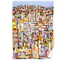 City colours Poster
