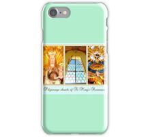 Pilgrimage Church of St. Mary's Ascension iPhone Case/Skin