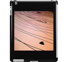 Heart in a Cyclone iPad Case/Skin