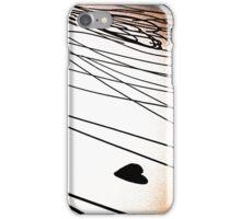 Heart in a Cyclone 2 iPhone Case/Skin
