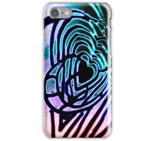 Heart in a Stained Cyclone iPhone Case/Skin