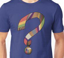 Who Scarf Unisex T-Shirt