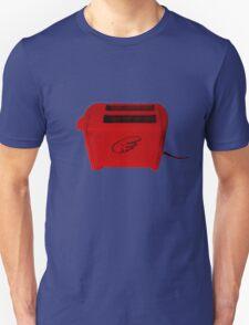 Winged Toaster Unisex T-Shirt