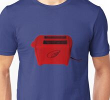 Winged Toaster Unisex T-Shirt