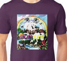 Rainbow Statham Massacre Unisex T-Shirt