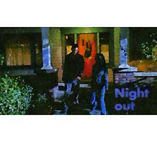 Night out Photographic Print