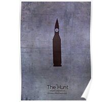 The Hunt Minimalist Poster Poster