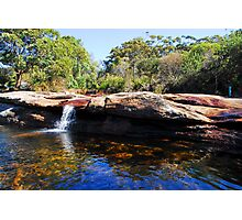 Royal National Park - Sydney Photographic Print