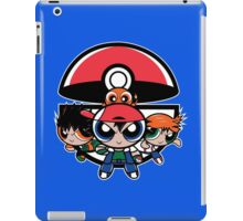Pokepuff Kids iPad Case/Skin