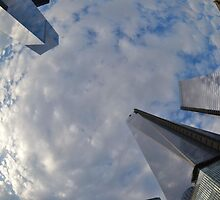 Up Above WTC by kelliejane