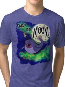 Space Whale Tri-blend T-Shirt