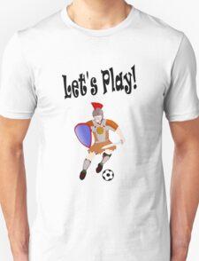 Soccer Hero Unisex T-Shirt