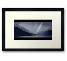 LOCH NESS - 2527 Framed Print