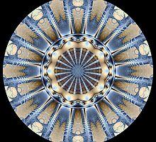 Skywire Tower Kaleidoscope 01 by fantasytripp