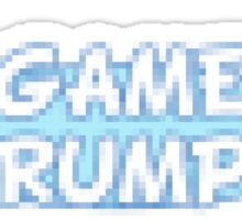 PIXEL GRUMPS - GAME GRUMPS CLASSIC JONTRON EGORAPTOR Sticker
