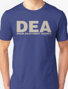 DEA Drum Enjoyment Agency Unisex T-Shirt