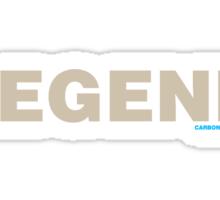 Legend Sticker