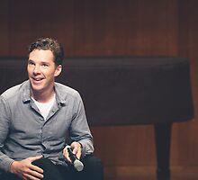 Benedict Cumberbatch // Sydney 2014 by stardustphoto