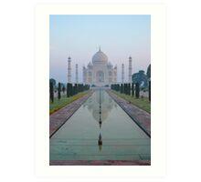 Incredible India - Taj Mahal Art Print