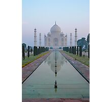 Incredible India - Taj Mahal Photographic Print