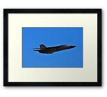 F-111C, A8-135, 6 Squadron, RAAF Amberley Framed Print
