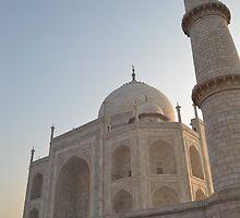 Taj Mahal by kelliejane
