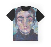 Marcelle - Portrait of a young woman Graphic T-Shirt
