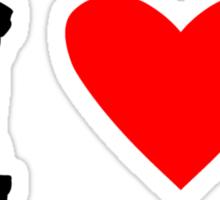 I Heart New York Sticker