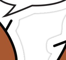 How You Bean? Sticker