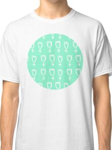 mint tulips Classic T-Shirt