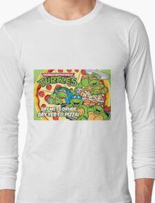 Teenage Mutant Ninja Long Sleeve T-Shirt