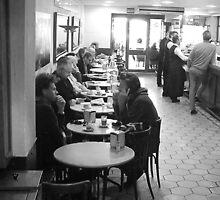 Coffee break by Paul Pasco