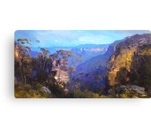Beyond Katoomba Canvas Print