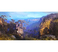 Beyond Katoomba Photographic Print
