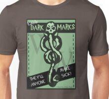 Edible Dark Marks Unisex T-Shirt