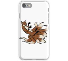 Kitsune: Kyūbi iPhone Case/Skin