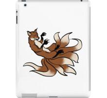 Kitsune: Kyūbi iPad Case/Skin