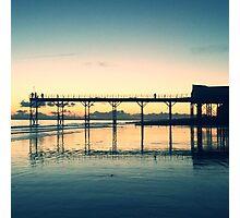 Bognor Regis Pier, West Sussex Photographic Print