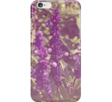 Lavender breeze iPhone Case/Skin