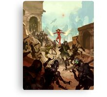 Heroquest Canvas Print