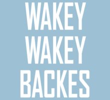 Wakey Wakey Backes Kids Clothes