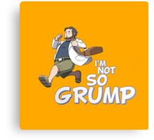 PROFESSOR JON - NOT SO GRUMP - GAME GRUMPS CLASSIC JONTRON EGORAPTOR Canvas Print